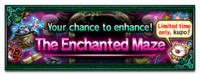 FFBE Event- The Enchanted Maze