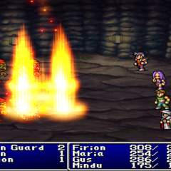 Fire3 targeting all enemies in <i><a href=