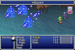 FFIV Blizzard GBA