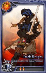 FFTWoL Dark Knight R F Artniks