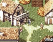FFVII Early Concept