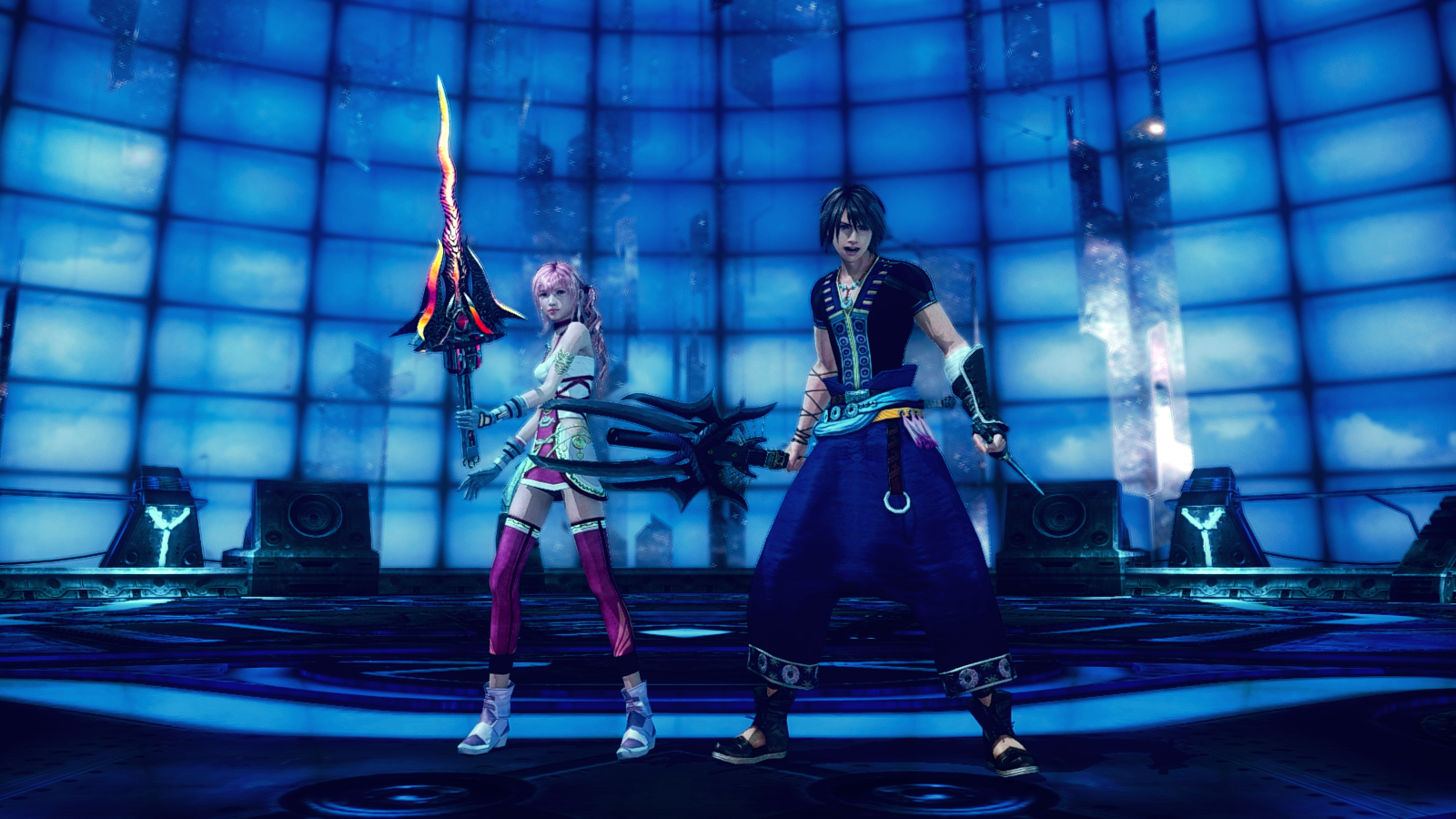 Final Fantasy XIII-2 downloadable content | Final Fantasy