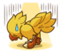 LINE Chocobo Sticker15