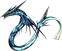 Leviathan FFVIII
