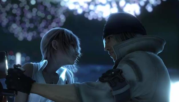 File:Snow and Serah.JPG