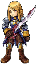 DFFOO Agrias