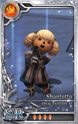 FF11 Shantotto SR F Artniks
