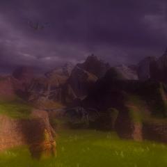 Stormy Archylte Steppe.