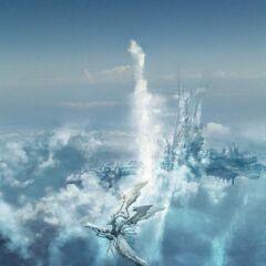 <i>Galbana</i> on the skies.