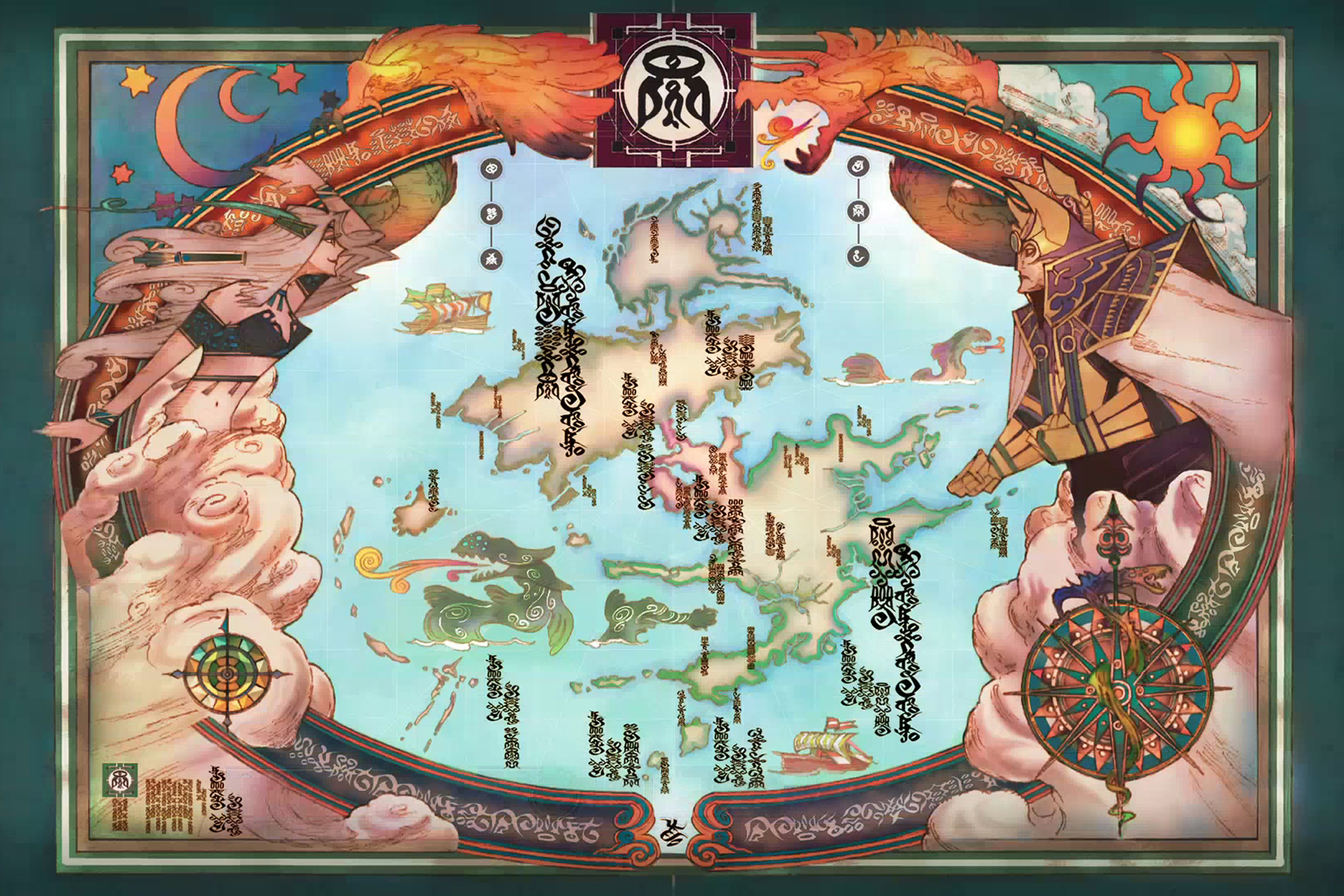 Final Fantasy X World Map.Spira Final Fantasy Wiki Fandom Powered By Wikia