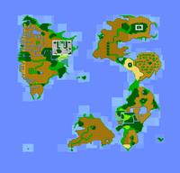 Final Fantasy III locations Final Fantasy Wiki