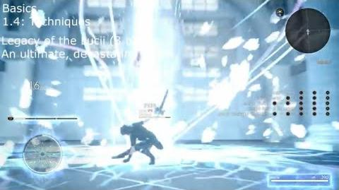 Final Fantasy XV - Guide to Mastering Armiger Unleashed (Basic and Advanced Combos)