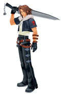 KH2Squall