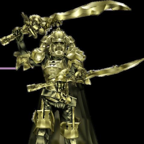 Warrior of Antiquity