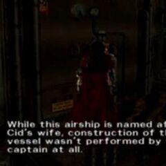В <i>Dirge of Cerberus</i> инженер рассказывает, что Сид и Шера поженились.