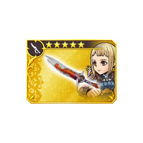 Platinum Dagger