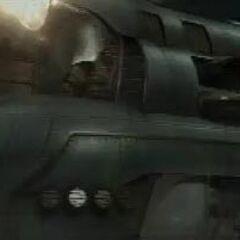 Train in the <i><a class=