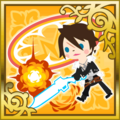 FFAB Fated Circle - Squall SR