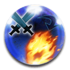 FFRK Omnicast Fire Icon