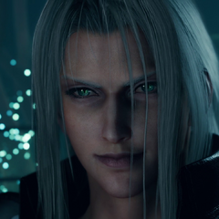 Sephiroth appears in the Drum.