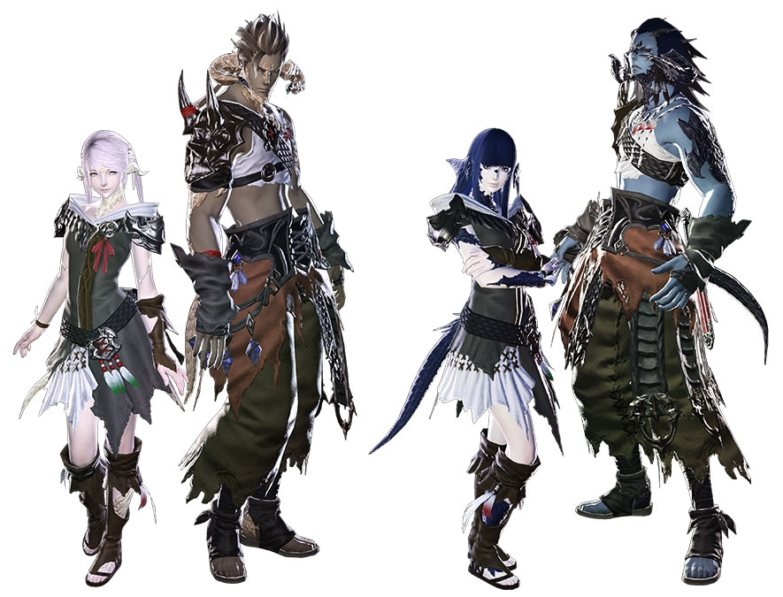 au ra final fantasy wiki fandom powered by wikia. Black Bedroom Furniture Sets. Home Design Ideas