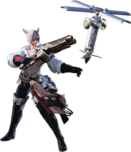 image ffxiv machinist png final fantasy wiki fandom powered by