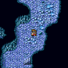 Waterfall Cavern (GBA).