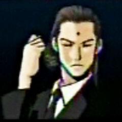Tseng in <i>Before Crisis -Final Fantasy VII-</i>.
