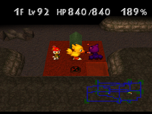 Image result for Chocobo Dungeon 2