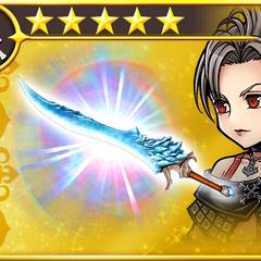 <i>Dissidia Final Fantasy Opera Omnia</i> [FFX-2].