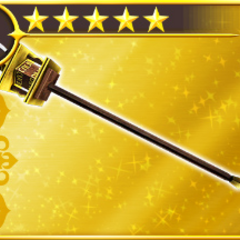 Rune Staff (XI) in <i>Dissidia Final Fantasy Opera Omnia</i>.