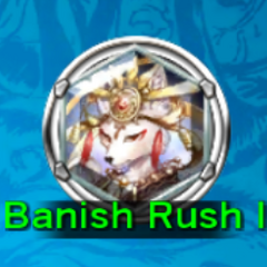Amaterasu (Banish Rush).