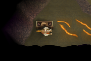 FFIV iOS Kokkol's Forge Overworld