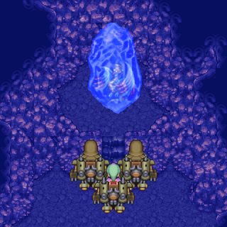 Frozen Valigarmanda in the iOS/Android version.