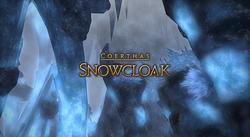 FFXIV Snowcloak Opening