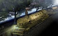 Itadaki Treno fantasma