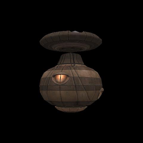 The magic pot.