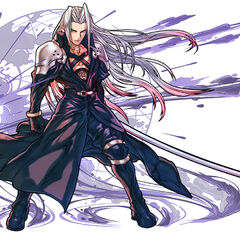 No.2031 Sephiroth.