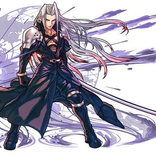 No. 2031 Sephiroth (6★).
