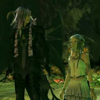 Yeul and Caius.