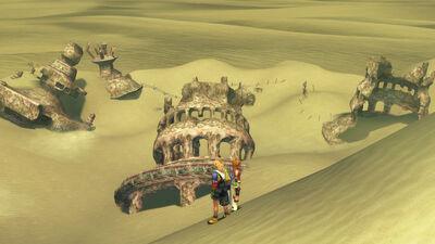 Bikanel ruins