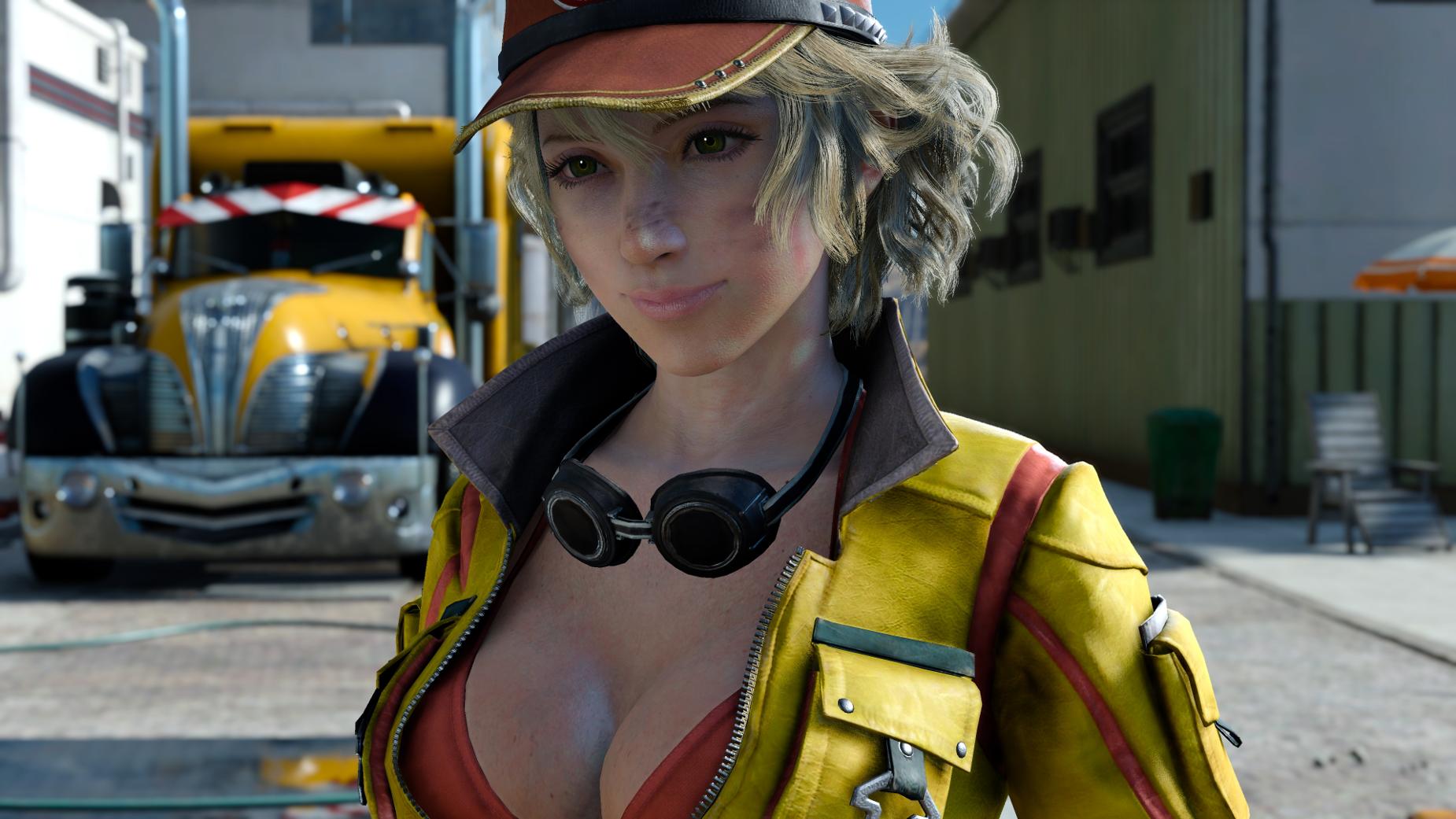 Cindy Aurum Final Fantasy Wiki Fandom
