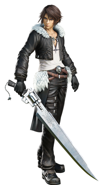 Squall Leonhart Final Fantasy Wiki Fandom