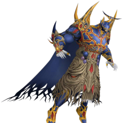 Render of Exdeath's tree form from <i>Dissidia Final Fantasy</i>.