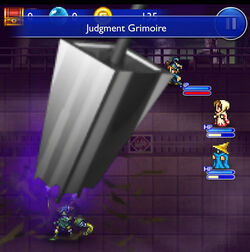FFRK Judgment Grimoire