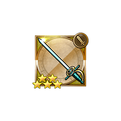 Lustrous Sword.