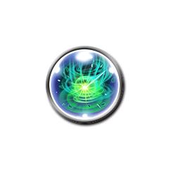 Icon for 魔法剣みだれうち 颯.