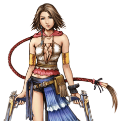 High Summoner Yuna.