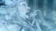 FFXV Shiva and Ifrit