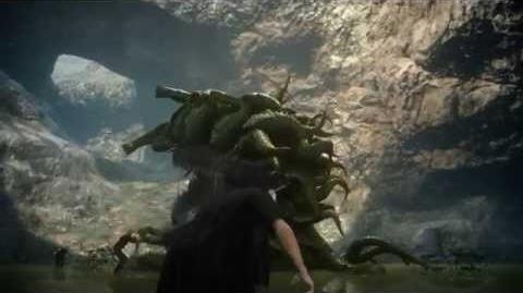 """Final Fantasy XV - Extrait ATR Gamescom - """"Mauvaise Haleine"""""""